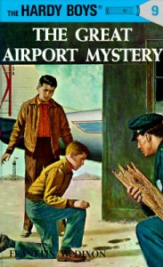 I loved the Hardy Boys series as a kid